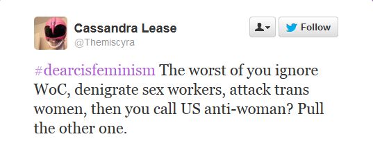 FireShot Screen Capture #056 - 'Twitter _ Themiscyra_ #dearcisfeminism The worst ___' - twitter_com_Themiscyra_status_400020222821675008